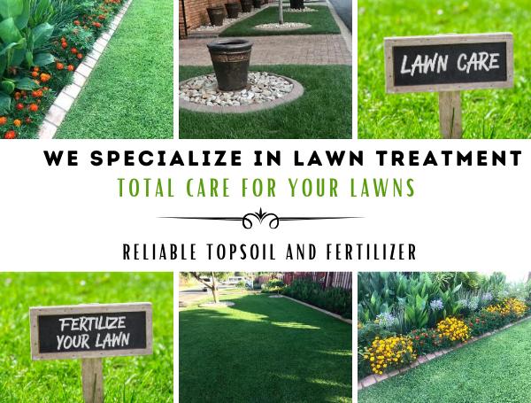 Garden Service Lawn Care
